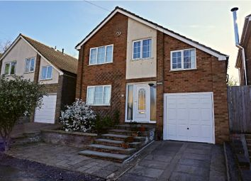 Thumbnail 4 bedroom detached house for sale in Barker Road, Earls Barton