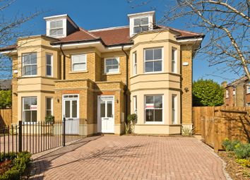 Thumbnail 4 bed semi-detached house for sale in Cambridge Road, West Wimbledon, Wimbledon