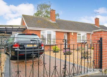 Thumbnail 2 bed semi-detached bungalow for sale in Village Close, Farndon, Newark