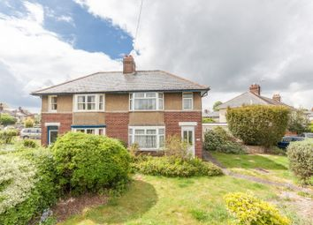Thumbnail 3 bed semi-detached house for sale in Outram Road, Oxford