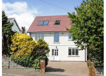 Thumbnail 6 bed detached house for sale in West Cross Lane, West Cross