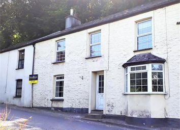 Thumbnail 3 bed terraced house to rent in Newbridge Hill, Gunnislake, Cornwall