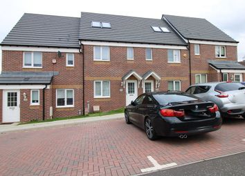Thumbnail 3 bed town house for sale in Dunscaith Drive, Cambuslang, Glasgow