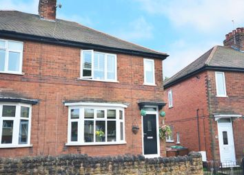 Thumbnail 3 bed semi-detached house for sale in Colston Road, Bulwell, Nottingham