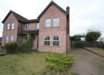 Thumbnail 4 bed semi-detached house for sale in Edmonstone Avenue, Ballycarry, Carrickfergus