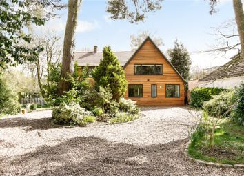 Thumbnail 4 bedroom detached house for sale in Marriotts Avenue, South Heath, Great Missenden, Buckinghamshire