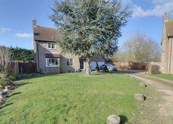 Thumbnail 4 bed detached house for sale in Laurel Close, Mepal, Ely
