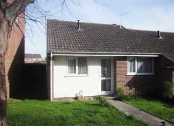 Thumbnail 2 bed bungalow for sale in Cavalier Close, Yeovil