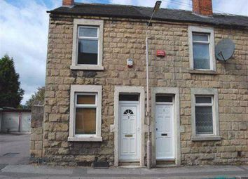 Thumbnail 3 bed end terrace house to rent in Gladstone Street, Mansfield, Nottinghamshire