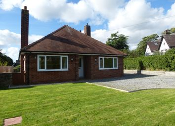 Thumbnail 4 bed detached bungalow for sale in Sandy Lane, Helsby, Frodsham