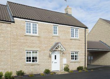 Thumbnail 3 bed semi-detached house for sale in Hazel Lane, Peterborough, Cambridgeshire