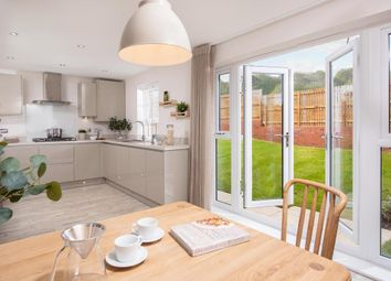 "Thumbnail 4 bed detached house for sale in ""Kingsley"" at Llantarnam Road, Llantarnam, Cwmbran"