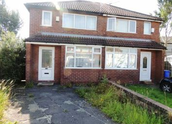 Thumbnail 2 bedroom semi-detached house for sale in Franklyn Road, Abbey Hey, Manchester