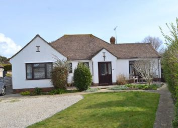 Thumbnail 4 bedroom detached bungalow for sale in Little Drive, Ferring, Worthing
