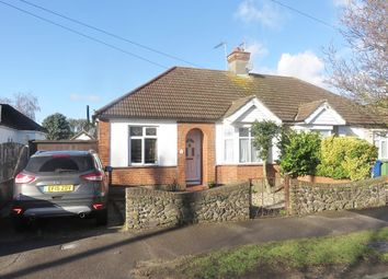 Thumbnail 3 bed semi-detached bungalow for sale in Culford Road, Grays
