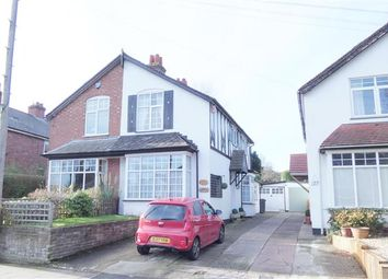Thumbnail 2 bed semi-detached house for sale in Clarence Road, Four Oaks, Sutton Coldfield