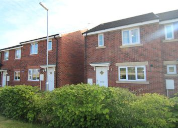 Thumbnail 3 bed end terrace house for sale in Brockwell Street, Bowburn, Durham