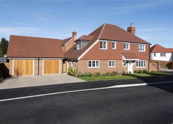 Oakwood Way, Wadhurst, East Sussex TN5. 4 bed detached house