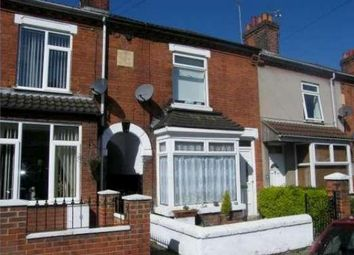 Thumbnail 2 bed terraced house to rent in Milton Road, Fletton, Peterborough