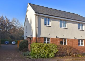 Thumbnail 3 bed semi-detached house for sale in Bishops Green, Newbury