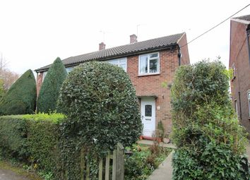 Thumbnail 3 bed semi-detached house for sale in Horsecroft, Abbess Roding, Ongar