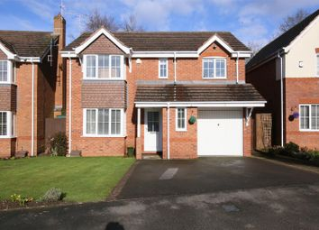 Thumbnail 4 bed detached house for sale in Cedar Avenue, Ryton On Dunsmore, Coventry