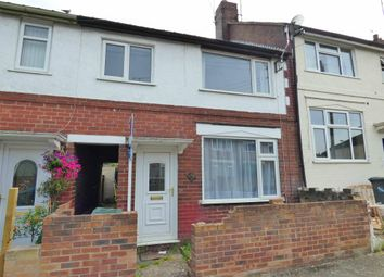 Thumbnail 3 bed town house to rent in Timmis Street, Hanley, Stoke-On-Trent