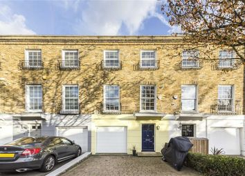 Thumbnail 4 bed terraced house for sale in Wallorton Gardens, London