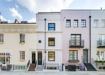 Thumbnail 5 bed terraced house for sale in Uxbridge Street, Kensington, London