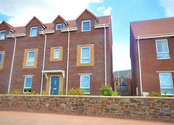 Thumbnail 4 bed semi-detached house for sale in Staddle Stone Road, Pinhoe, Exeter, Devon