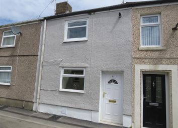 Thumbnail 2 bed terraced house to rent in Cae Du Bach, Llanelli