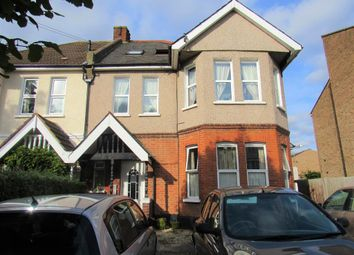 Thumbnail 1 bed flat to rent in 15 Burnell Road, Sutton, Surrey