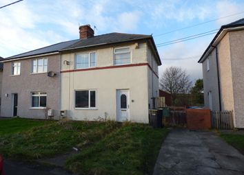 Thumbnail 3 bed semi-detached house for sale in Moor Crescent, Ludworth, Durham