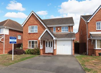 Thumbnail 4 bedroom detached house for sale in Brockwood Copse, Telford