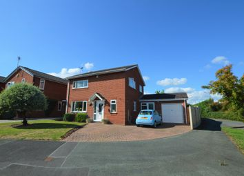 Thumbnail 5 bed detached house to rent in Weaver Grove, Mickle Trafford, Chester