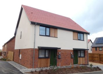 Thumbnail 2 bed semi-detached house for sale in Walnut Tree Road, Mattishall, Norfolk