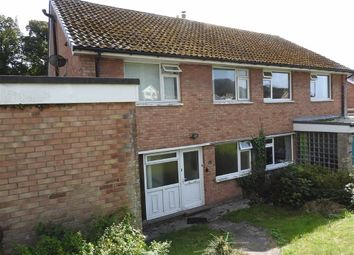 Thumbnail 6 bed semi-detached house for sale in Danycoed, Aberystwyth