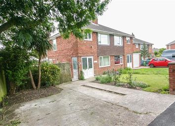Thumbnail 3 bedroom semi-detached house for sale in Ross Gardens, Southampton