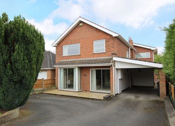 Thumbnail 3 bed detached house for sale in Drummond Drive, Nuthall, Nottingham
