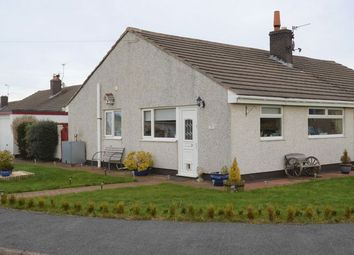 Thumbnail 2 bedroom semi-detached bungalow for sale in St. Michaels Drive, Caerwys, Mold