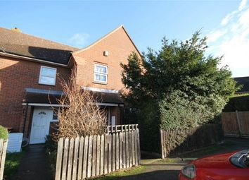 Thumbnail 3 bed end terrace house for sale in Compass Drive, Shortstown, Bedford
