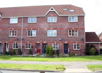 Thumbnail 4 bed terraced house to rent in Bronze Close, Basingstoke