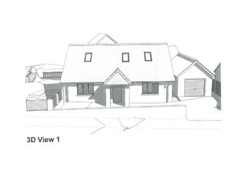 Thumbnail 4 bed detached bungalow for sale in Plot 24 Parc Loktudi (Maesgwynne Meadow), Fishguard, Pembrokeshire