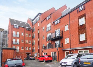 Thumbnail 2 bed flat for sale in Wesleyan Court, Lincoln