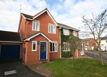 Thumbnail 3 bed semi-detached house to rent in Slade Avenue, Worcester