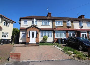 Thumbnail 4 bedroom end terrace house for sale in Addis Close, Enfield