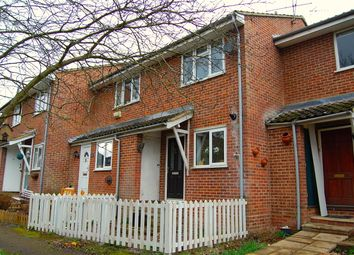Thumbnail 2 bedroom terraced house to rent in Millstream Close, Hertford