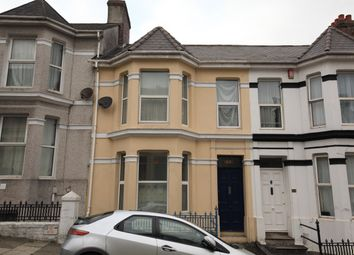 Thumbnail 2 bedroom flat to rent in Prince Maurice Road, Lipson, Plymouth