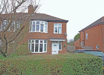 Thumbnail 3 bed semi-detached house to rent in Elms Avenue, Littleover, Derby
