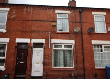 Thumbnail 2 bed terraced house to rent in Margaret Street, Stockport